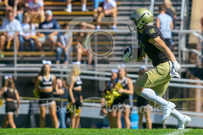 Bryant University Bulldogs wide receiver Matt Sewall (1)