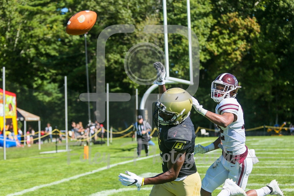 Fordham Rams defensive back Bryce Petty (32)