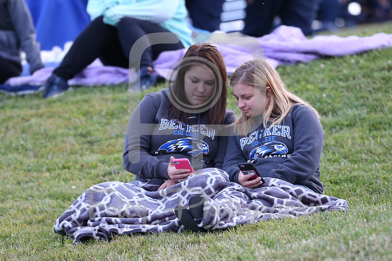 Becker College Hawks Students