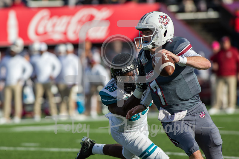 Coastal Carolina at UMass