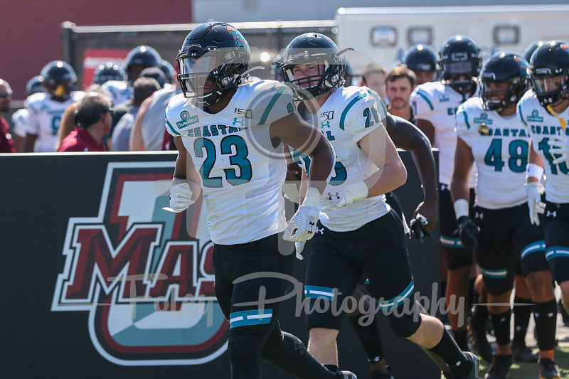 Coastal Carolina and UMass