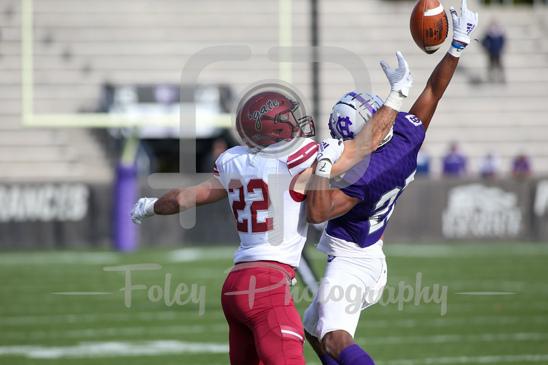 Colgate at Holy Cross
