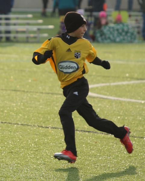 Crew Soccer- Clay Sturgeon