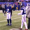 Odell and Dwayne Harris.