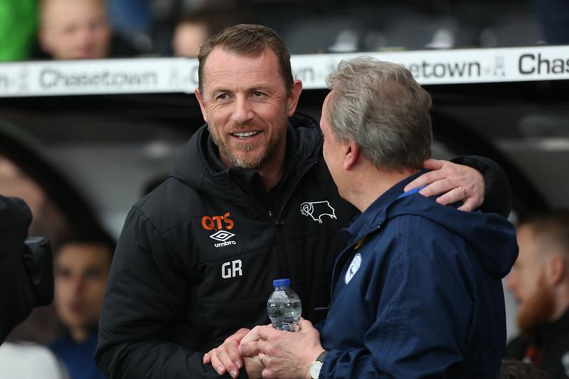 Derby vs Cardiff 24/04/18