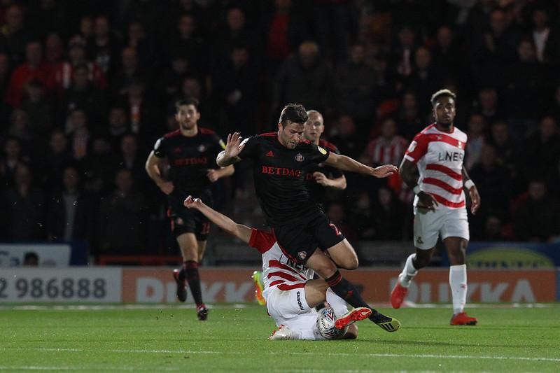 Doncaster vs Sunderland 23/10/18
