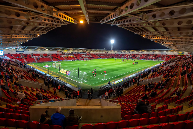 Keep Moat Stadium, Doncaster