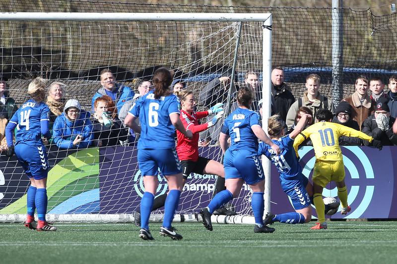 Durham Women vs Chelsea 17/03/19