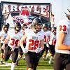 Argyle Eagles defeat the La Vega Pirates at Willie Williams Stadium in La Vega, Texas on September 6, 2019. Photos by Jordyn Tarrant / The Talon News