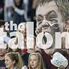The Eagles take on Abilene Wylie on Dec. 11, 2015 at McLane Stadium in Waco, Texas. (Christopher Piel/The Talon News)