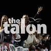 Argyle Eagles play Celina Bobcats in round three at C.H. Collins Stadium in Denton, Texas, on November 30, 2018. (Jordyn Tarrant / The Talon News)