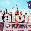 Eagles vs. Celina at Bobcat Stadium on 9/11/15 in Celina, Texas. (Photo by Caleb Miles / The Talon News)