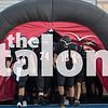 The Eagles take on La Grange on Sept. 2, 2016 in Waco, Texas. (Christopher Piel/The Talon News)