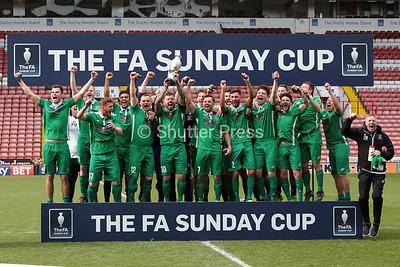 FA Sunday Cup Final - 2017