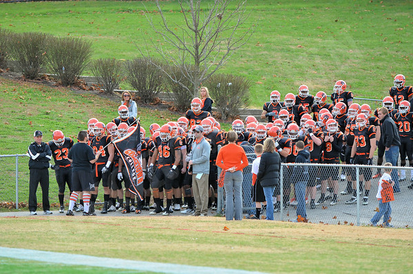 FB vs Benedictine NAIA Playoff 11-19-11
