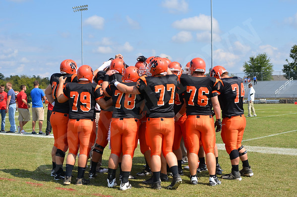 FB vs Shorter University 9-24-11