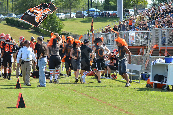 FB vs University of the Cumberlands 9-17-11