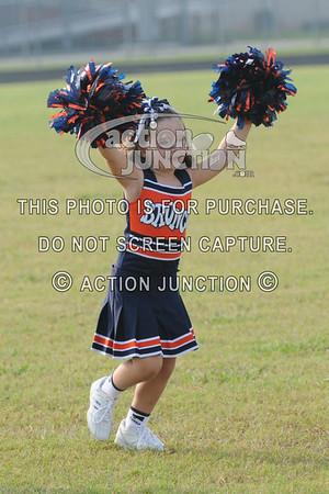 Broncos vs Panthers (Flag & Freshmen)