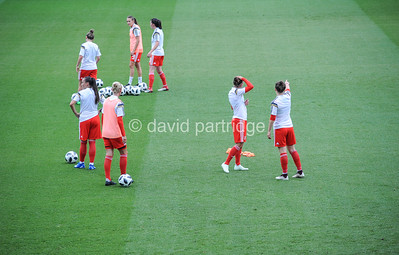 FIFA Women's World Cup Qualifying match between Wales Women and Bosnia Herzegovina Women, The Liberty Stadium, Swansea, Wales - 07 June 2018