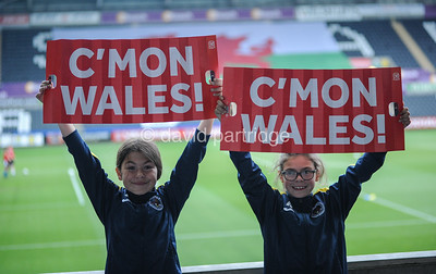 FIFA Women's World Cup Qualifying match between Wales Women and Bosnia Herzegovina Women, The Liberty Stadium, Swansea, Wales - 07 June 2018
