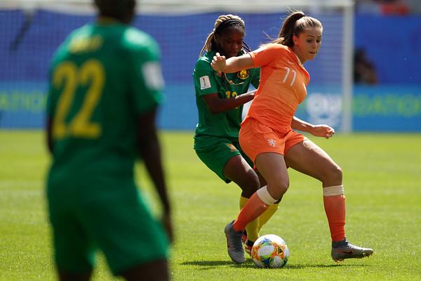 Netherlands v Cameroon - Fifa World Cup Women