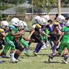 Football - 10U -  Oakdale 092516 001