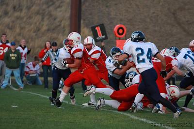 THS VS V. CITY 2008