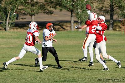 THS vs DHS Freshman 2008