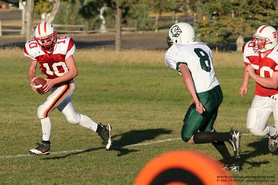 THS vs Hazen JV 2008
