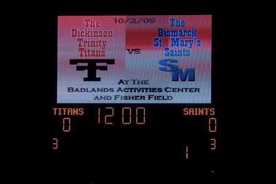THS vs ST. Mary's 2009