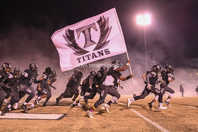 Football: Amherst vs. Dominion, VHSL 4A Playoffs Quarterfinal 11.18.16
