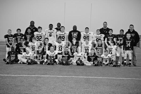 Raiders Team-Individuals