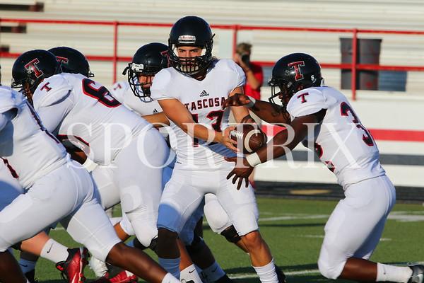 Tascosa Rebels vs Plainview Bulldogs