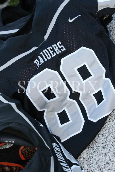 Raiders vs Sandies