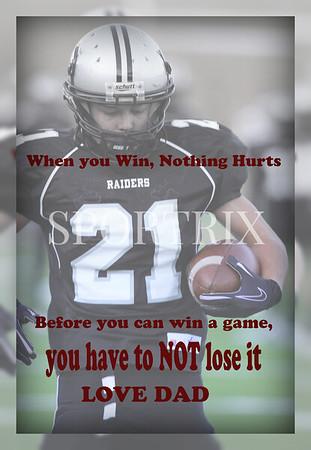 Raiders vs Hereford