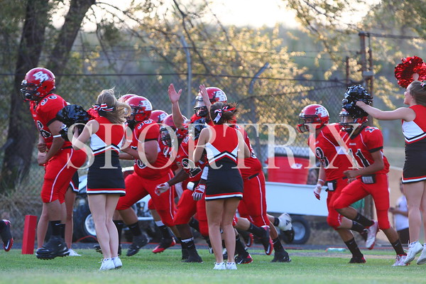 Randall Raiders vs Borger Bulldogs 2011