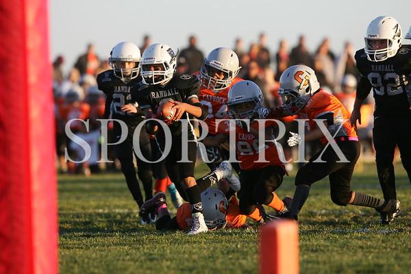 Super Bowl 2015 Raiders vs Longhorns  3rd-4th Grade