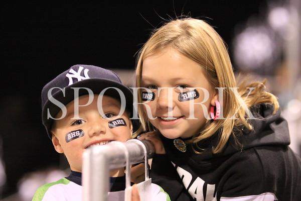 Raiders vs Tigers Varsity 2009