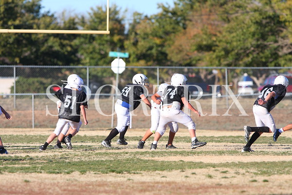 Westover Football 2012