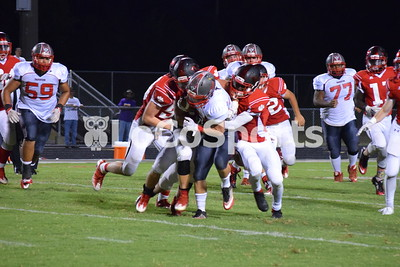 Football: Heritage 21, Fauquier 12 by Owen Gotimer on September 2, 2016