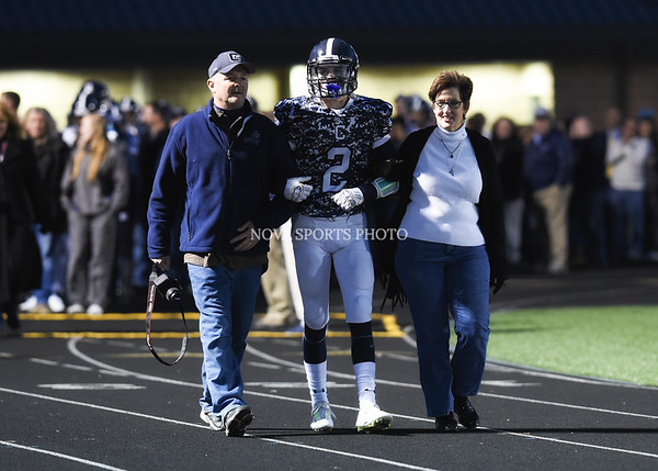 AW John Champe Senior Night