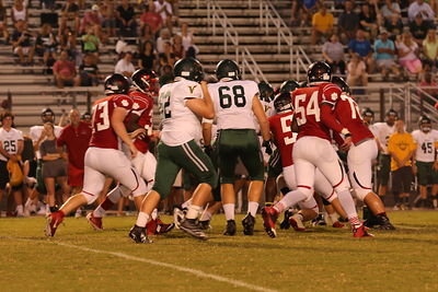Football: Loudoun Valley 35, Heritage 17 by Tim Gregory on September 9, 2016