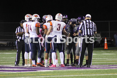 Football:  Potomac Falls 17, Briar Woods 14 (OT) by Mary Beth Pittinger on October 14, 2016