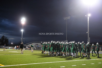 Football: Woodgrove vs. Park View 10.21.16