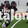 Freshmen football take on Gainesville at Argyle High School in Argyle , Texas on Thursday. (Elli Marusa/The Talon News)