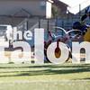 Freshmen football take on Sanger Indians at Sanger High school in Sanger, Texas on Monday. (Elli Marusa / )