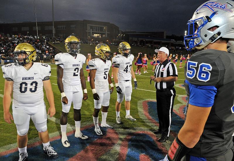 Byrnes vs Spartanburg