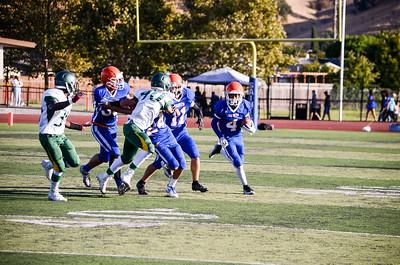 Frosh-Soph STHS vs Leigh High School 9-22-17
