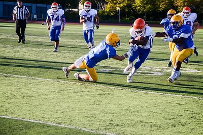 Frosh-Soph STHS vs Oak Grove High School 9-29-17