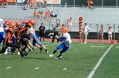 Frosh/Soph STHS vs San Mateo High School 9-1-17